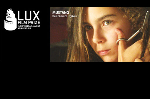 Mustang is the winner of this year's Lux Film Prize