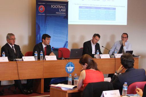 UEFA Futbol Hukuku Programı başladı