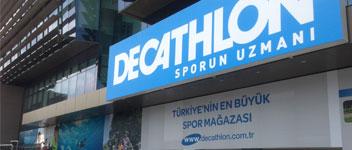 DECATHLON'UN TÜRKİYE'DEKİ 14. MAĞAZASI İZMİR BALÇOVA EGE PARK'TA AÇILIYOR