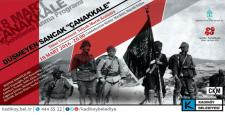 """Kadıköy'de """"Çanakkale Şehitlerini Anma"""" Etkinliği"""