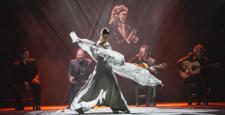 Flamenkonun divası Sara Baras geliyor