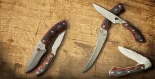 Buck'tan hafif, sağlam ve keskin bıçaklar