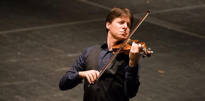 Joshua Bell'den muhteşem İstanbul performansı