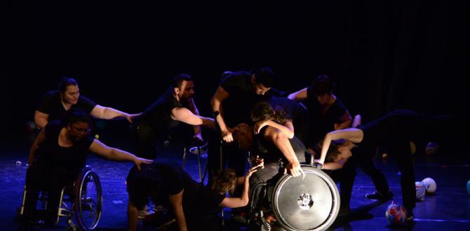Farklı bedenlerle dans