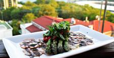 Hilton ParkSA İstanbul'da kuşkonmaz mevsimi