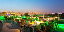 Olağanüstü İstanbul manzarasına sahip yeni DoubleTree by Hilton oteli açıldı