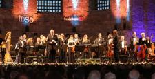 Denizbank'ın desteğiyle Aya İrini'de İDSO'nun sezon kapanış konseri düzenlendi