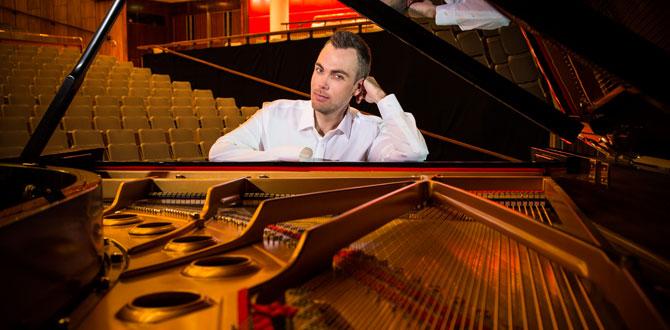 Tek eliyle mucizeler yaratan dünyaca ünlü piyanist İstanbul'a geliyor
