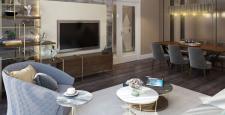 RSG İç Mimarlık örnek daireleri ile alacağınız evin hayalini kurduruyor