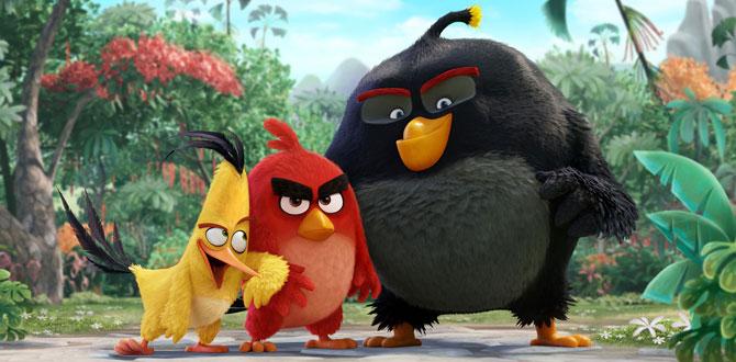 Angry Birds'ün animasyon filmi, Dell teknolojisiyle yaratıcılıkta sınırları zorladı