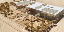 """MuuM, İnegöl Belediyesi Mimari Proje Yarışması'nda """"Eşdeğer Mansiyon Ödülü""""ne layık görüldü"""