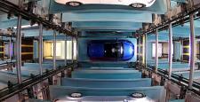 Türkiye'nin en büyük tam otomatik otoparkı Manisa'da açıldı