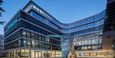 Siemens'in Münih'teki yeni merkez binası açıldı