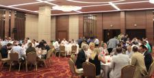 İş dünyası TÜGİAD Ankara Şubesi'nin iftarında biraraya geldi