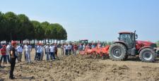 Sektörün parlayan yıldızı Case IH Tarla tatbikatlarında çiftçilerle buluşuyor