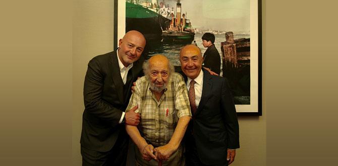 Ara Güler ve Doğuş Grubu işbirliği ile Uluslararası Fotoğraf Müzesi kuruluyor