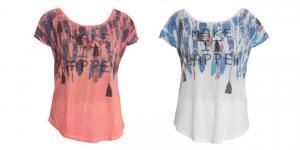 Home Store tişörtleri bu yaz da seninle…