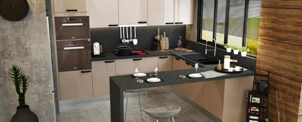İntema Mutfak ile yaratıcılığınızı estetikle birleştirin