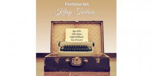 Prontotour'dan ünlü yazarlarla kitap turları