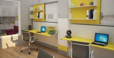 Gaysan'ın 'Akıllı' mobilyaları ile öğrenci yurtlarında %40 kapasite artışı