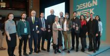 Arçelik A.Ş. Türkiye Tasarım Haftası'na ödüllerle damgasını vurdu