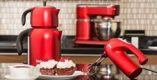 Yeni yılda evinize kırmızı çok yakışacak