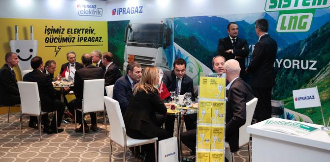 İpragaz 7. Türkiye Enerji Zirvesi ile Enerji'nin Zirvesi'nde