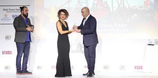 En eğlenceli projeler Shining Star Awards gecesinde ödüllendirildi