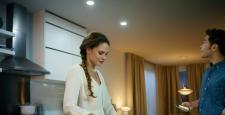 Philips Meson LED Spot ile kolay kurulum, yüksek tasarruf