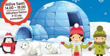 Eskimoo Köyü bu sömestrde ANKAmall'da…