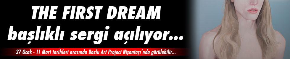 """Özer Toraman'ın """"The First Dream"""" başlıklı sergisi açılıyor"""