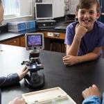 Mikroskoplar da dijitalleşti