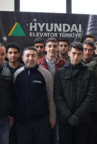 Hyundai Elevator'dan eğitim ve istihdama destek