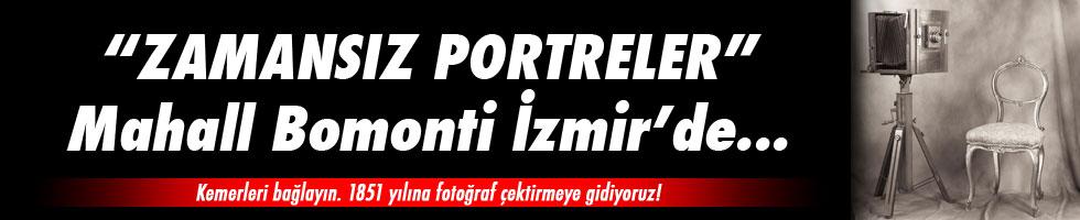 """""""Zamansız Portreler"""" Mahall Bomonti İzmir'de…"""