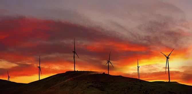 Türkiye'nin en büyük 2. rüzgar enerji santrali: Dinar RES