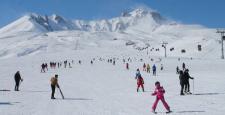 Erciyes Kayak Merkezi'nden Erciyes Kültür Kayağı Turu