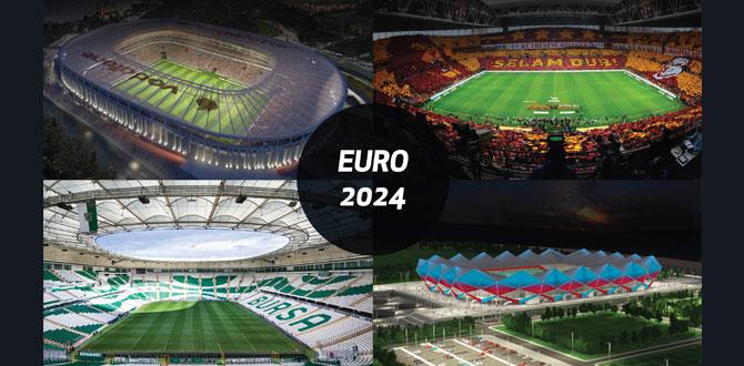 Türkiye modern statlarıyla Euro 2024'e hazır…