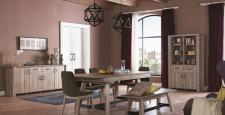 Doğadan ilham alan tasarım; Limyra Yemek Odası