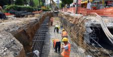 Manavgat alt yapısına 192 milyon harcandı