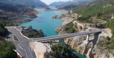 Antalya'nın Ak Köprüsü 17 Mart'ta açılıyor…