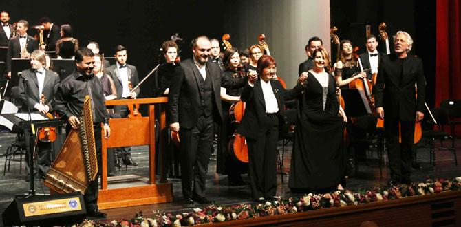 Pet Holding'in desteğiyle Türk – Japon Dostluk Konseri Bursa'da yapıldı