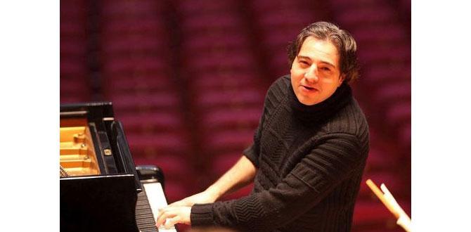 Fazıl Say, Uluslararası Beethoven Ödülü'nü aldı…