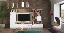 Kardia TV Ünitesi ile ev dekorasyonunuza hareket katın!
