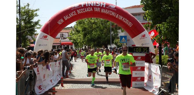 New Balance Bozcaada Yarı Maratonu ve 10K Koşusu kayıtları başladı…
