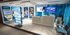 River Plaza'daki Samsung B2B showroom zeminlerinde Yaktaş Gerflor farkı…