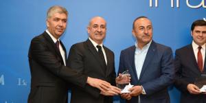 AGT'ye ihracat alanında 2 ödül birden…