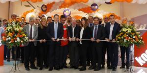 Türkiye'nin en büyük Koçtaş mağazası yenilendi…