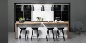 Rational mutfak ile gizli köşeler, tarif edilmez kolaylıklar…