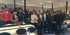 Egepen Deceuninck'ten Yaşar Üniversitesi öğrencilerine eğitim