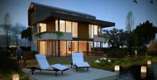 Iglo Architects'ten su kenarında yaşam önerisi: Ömerli Park Evleri